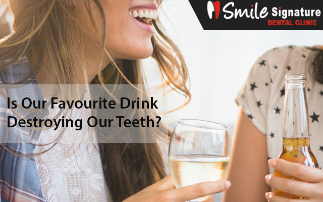 Is Our Favourite Drink Destroying Our Teeth?