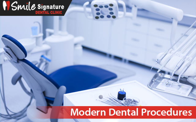 Modern Dental Procedures