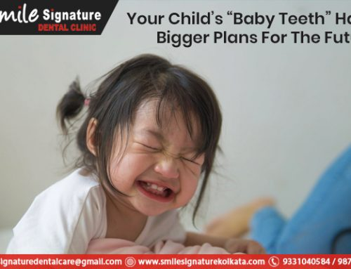 Your Child's 'Baby Teeth' Have Bigger Plans For The Future
