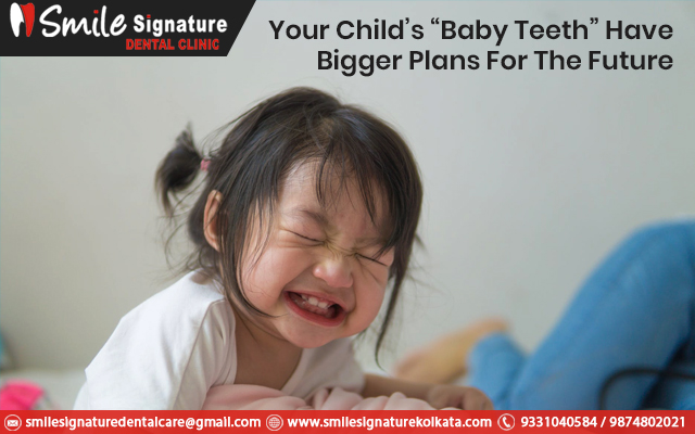"Your Child's ""Baby Teeth"" Have Bigger Plans For The Future"