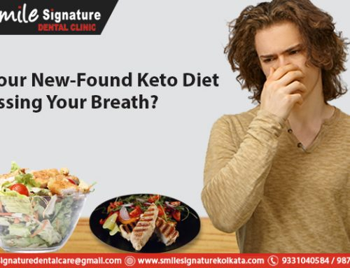 Is Your New-Found Keto Diet Blessing Your Breath?
