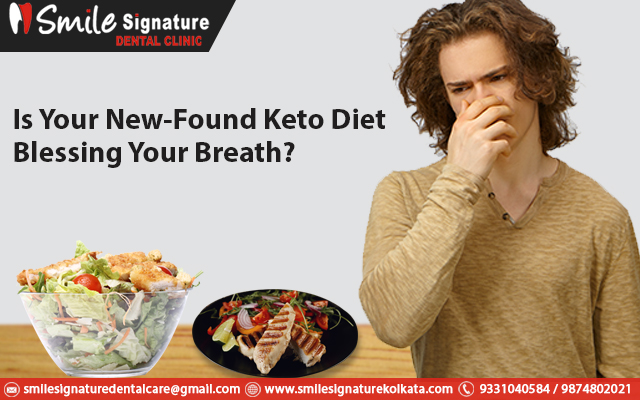 Is Your New-Found Keto Diet Blessing Your Breath