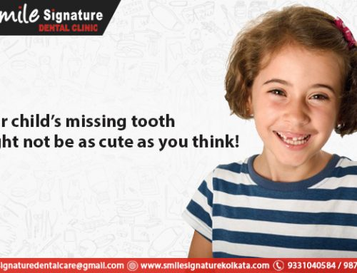 Your Child's Missing Tooth Might Not Be As Cute As You Think!